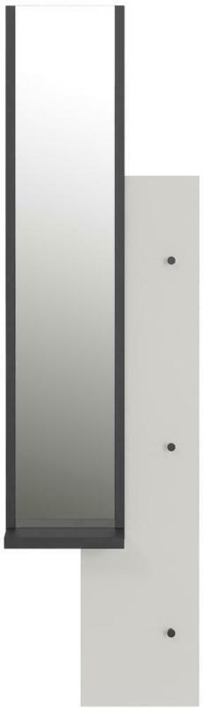 Garderobenpaneel 40/145/17 cm