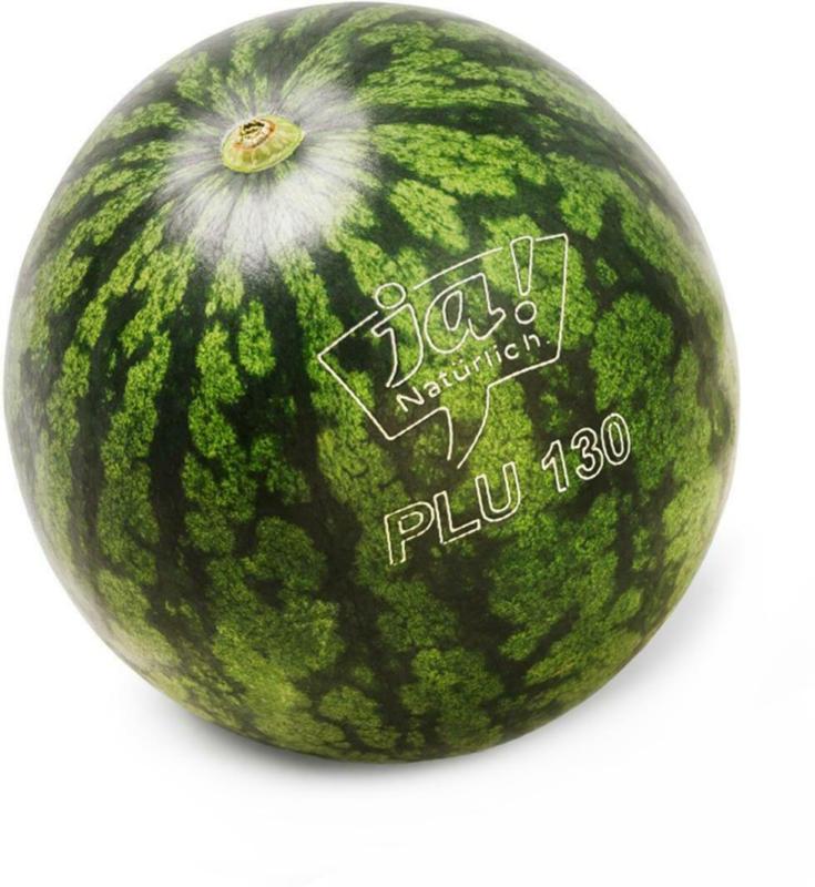 Ja! Natürlich Mini Wassermelone aus Spanien