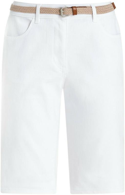 Damen Shorts mit Gürtel (Nur online)