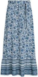 Damen Maxirock mit Blumen-Muster (Nur online)