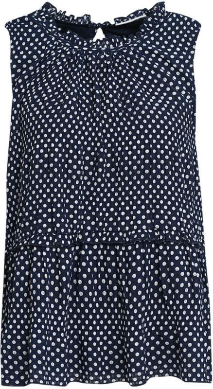 Damen Bluse in gekreppter Qualität (Nur online)