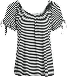 Damen T-Shirt mit U-Boot-Ausschnitt (Nur online)