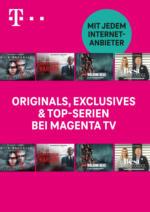 Telekom: Serienticker