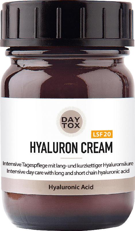 Daytox Tagespflege Hyaluron LSF 20