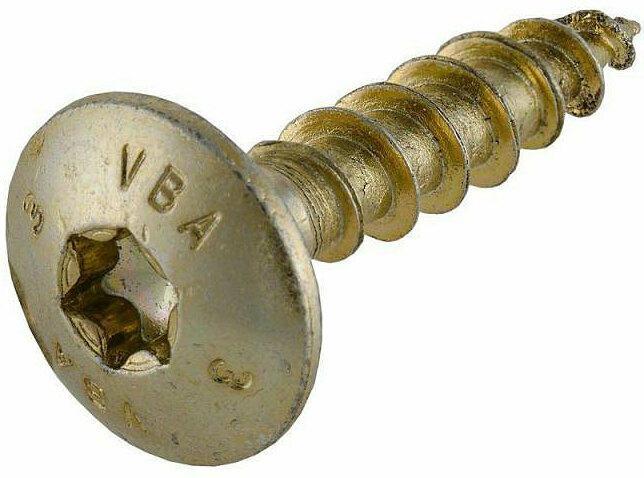 Torbandschrauben, passiviert, 6x30mm 6 mm | 30 mm | verzinkt, passiviert