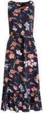 Damen Maxikleid mit Blumen-Print (Nur online)