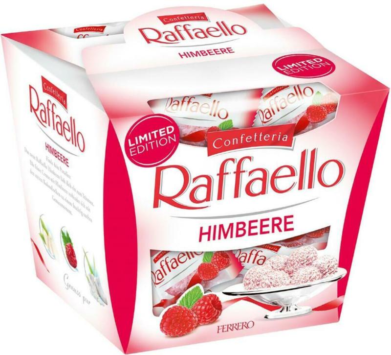 Ferrero Raffaello Himbeere