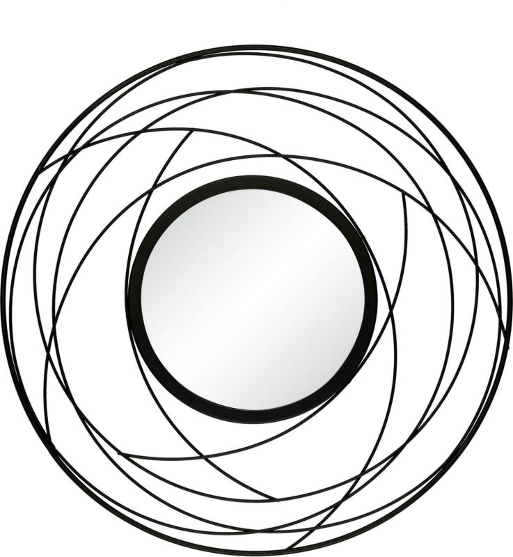 Wanddeko Lined Ø ca. 41cm