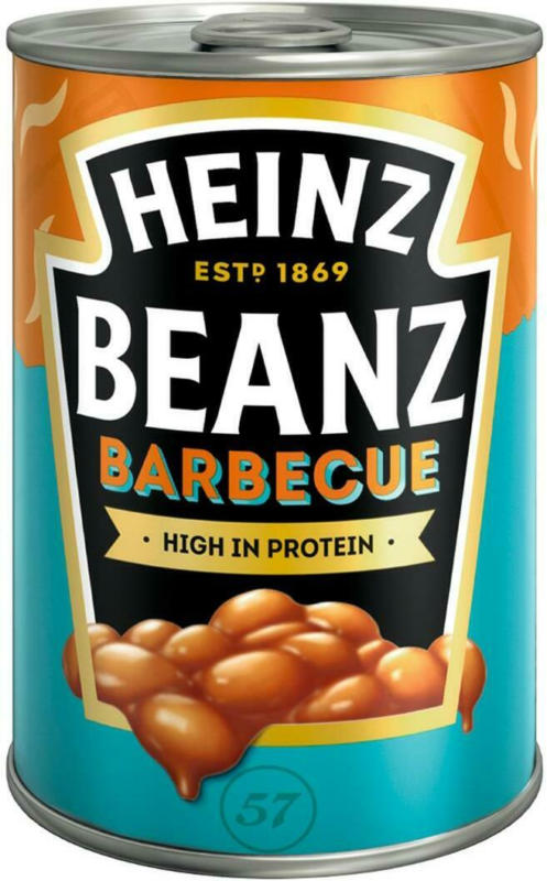 Heinz Baked Beans Barbecue