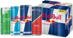 Red Bull oder Organics