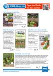 Nordwest-Zeitung Garten Tipps und Tricks - NWZ-Shop.de - bis 25.05.2021