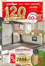 Zurbrüggen - Mega Küchen-Rabatt