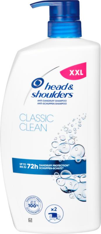 Shampoo antiforfora Head & Shoulders, Classic Clean, 900 ml