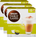 Denner Capsule di caffè Cappuccino Nescafé Dolce Gusto, 3 x 30 capsule - al 24.05.2021