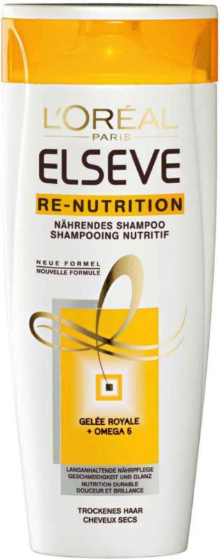 L'Oréal Elsève Shampoo Re-Nutrition 3 x 250 ml -
