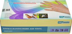 Kögler Einmalhandschuhe Vinyl weiß (Größe M)