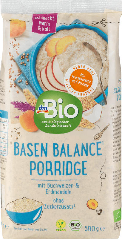 dmBio Porridge Basen Balance