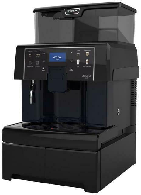 Saeco Aulika TOP HSC Kaffeevollautomat, Gastronomie-Qualität