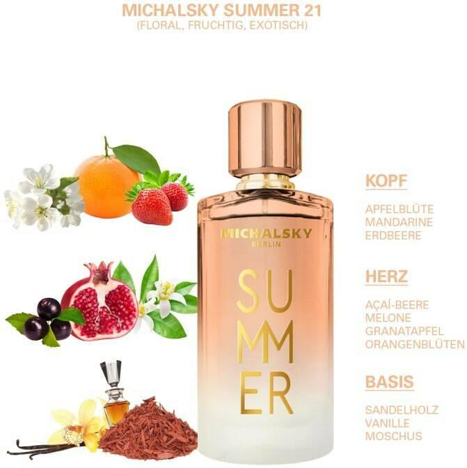 Michalsky Berlin Eau de Parfum Summer 21