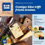 Konsum Dresden Wöchentliche Angebote - bis 22.05.2021