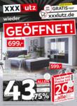 XXXLutz Brügge - Ihr Möbelhaus in Neumünster XXXLutz Wir sind weiter für Sie da! - bis 23.05.2021