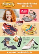 Aktuelle Schuhtrends der Saison