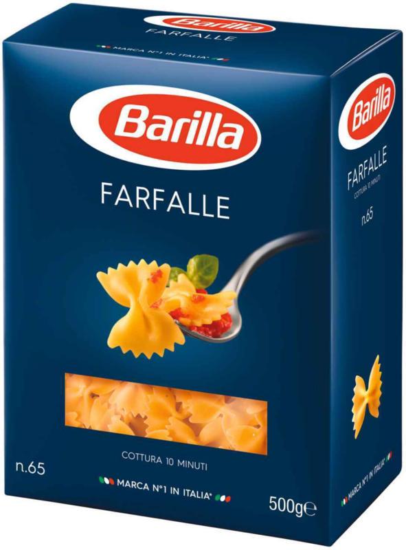 Barilla Farfalle Nr. 65 500 g -