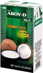 Aroy-D latte di noce di cocco UHT 500ml -