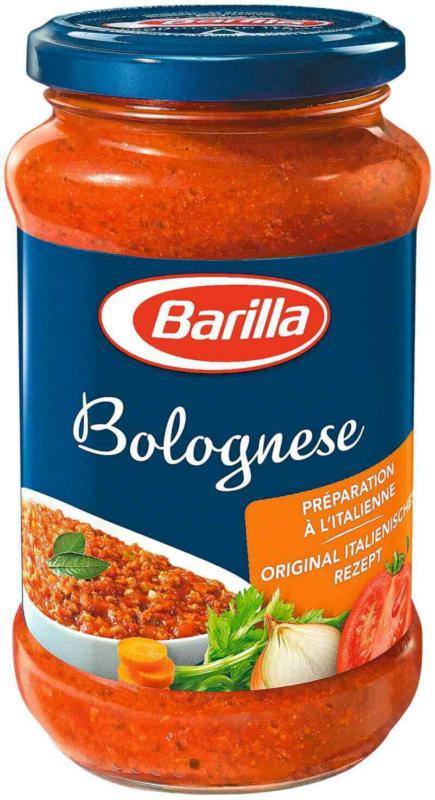 Barilla salsa bolognese 400g -