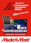 MediaMarkt Unwiderstehliche Sony Angebote - au 25.05.2021