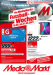 MediaMarkt Die MediaMarkt Fussball-Wochen - au 31.05.2021