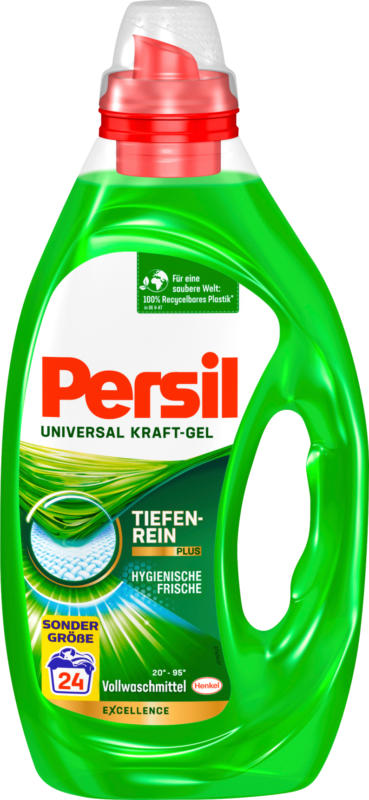 Persil Vollwaschmittel Universal Gel Excellence