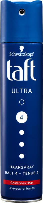 Schwarzkopf Taft Ultra Hair Spray, ultra forte, aerosol, 250 ml