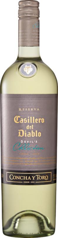 Casillero del Diablo Devil's Collection Sauvignon Blanc Reserva Concha y Toro , 2018, Casablanca, Chili, 75 cl
