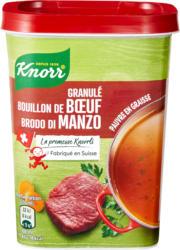 Knorr Rindsbouillon, Granulat, fettarm, 240 g