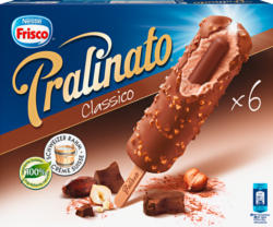 Frisco Glacé Pralinato Classico, 6 x 85 ml