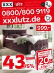 XXXLutz Brügge - Ihr Möbelhaus in Neumünster XXXLutz Wir sind weite für Sie da! - bis 30.05.2021