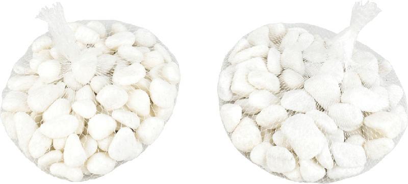 Dekorieren & Einrichten Streudeko Steine weiß