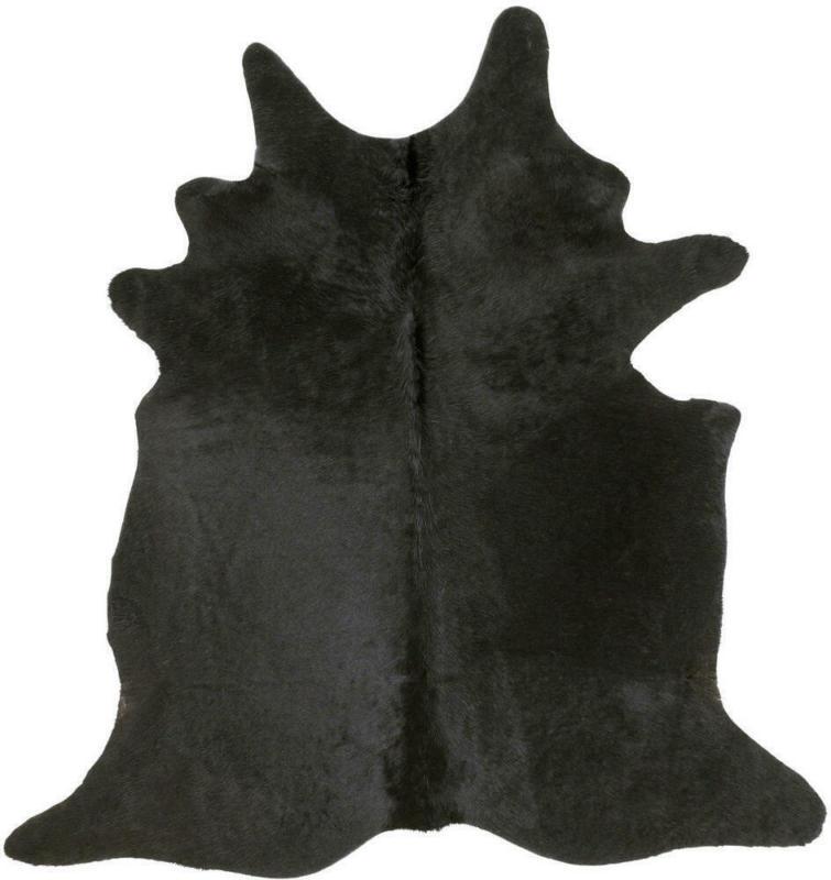 Rinderfell RF-schwarz