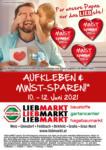 Hagebau Lieb Markt Hagebau Lieb Markt Flugblatt - Vatertagsaktion - bis 12.06.2021