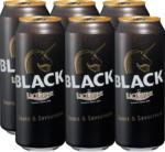 Denner Licorne Bier Black, 6 x 50 cl - bis 18.10.2021
