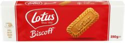Lotus Biscoff Karamellgebäck