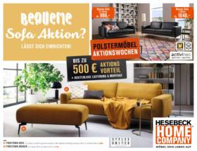 Hesebeck Home Company: Bis zu 500€ Aktionsvorteil!
