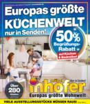 Möbel Inhofer Möbel Inhofer - bis zu 50%* Begrüßungsrabatt auf Küchen & Badmöbel - bis 12.06.2021