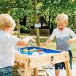 BabyOne Sand- und Wassertisch Build and Splash - bis 06.06.2021