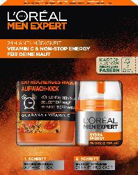 L'ORÉAL Men Expert Hydra Energy Pflege+Reinigung