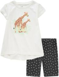 Mädchen T-Shirt und Radler im Set (Nur online)