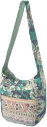 Damen Umhängetasche mit Allover-Print (Nur online)