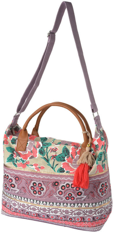 Damen Tasche mit Allover-Print (Nur online)