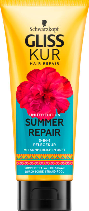 Gliss Kur Summer Repair 3in1 , 100 ml